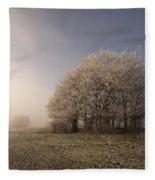 Misty Morn Fleece Blanket