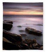 Misty Water Fleece Blanket