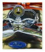 Model T Ford Fleece Blanket