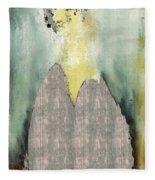 Modern From Classic Art Portrait - Mfca-spjs01ai Fleece Blanket