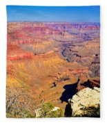 Mohave Pt. Grand Canyon Fleece Blanket
