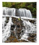 Mohawk Falls Fleece Blanket