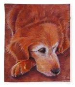 Mollie Fleece Blanket