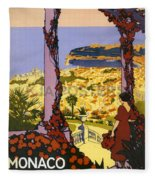 Monaco - Monte Carlo Fleece Blanket
