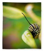 Monarch Offspring Fleece Blanket