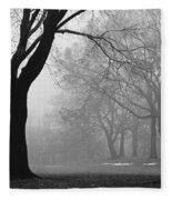 Monarch Park - 321 Fleece Blanket