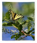 Monarch Tranquility Fleece Blanket