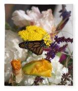 Monarch Vertical...   # Fleece Blanket
