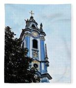 Monastic Church Fleece Blanket