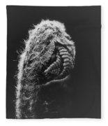 Monday Morning Fleece Blanket