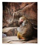Monkey Business Fleece Blanket