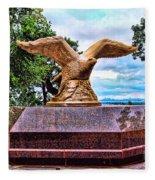 Monmouth County 9/11 Memorial Fleece Blanket