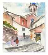 Montalcino 01 Fleece Blanket