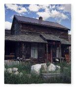 Montana Home 2 Fleece Blanket