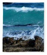 Monterey-3 Fleece Blanket