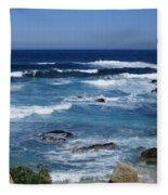 Monterey-9 Fleece Blanket