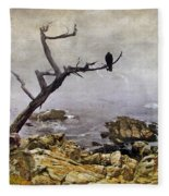 Monterey Mist Fleece Blanket
