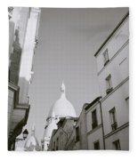 Montmartre Fleece Blanket