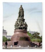 Monument Catherine II Fleece Blanket