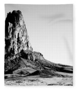 Monument Valley Promontory Fleece Blanket