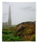Moody Cornwall  Fleece Blanket