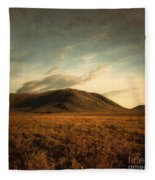 Moody Hills Fleece Blanket