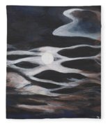Moonglow Fleece Blanket