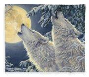 Moonlight Fleece Blanket