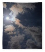 Moonlight Madness Fleece Blanket