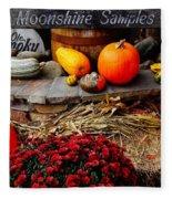 Moonshine Fleece Blanket
