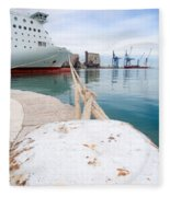 Mooring Fleece Blanket