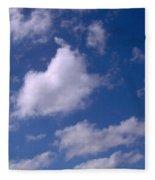 More Clouds Fleece Blanket