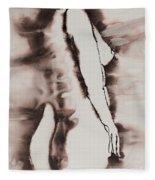 More Than Series No. 1384 Fleece Blanket