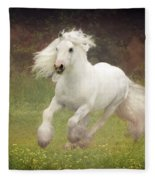 Morning Mist C Fleece Blanket