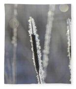 Morning Sparkle Fleece Blanket