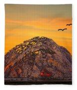 Morro Rock 3007 Fleece Blanket