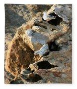 Morro Rock Nesting Fleece Blanket