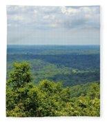 Morrow Mountain  Fleece Blanket