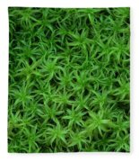 Moss Fleece Blanket