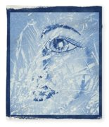 Mother Of Nature Fleece Blanket