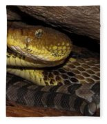 Mother Snake Fleece Blanket
