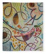 Mother's Room Fleece Blanket