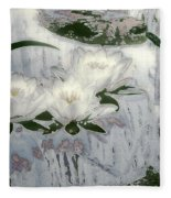 Motif Japonica No. 1 Fleece Blanket
