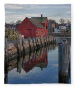 Motif Reflections Fleece Blanket