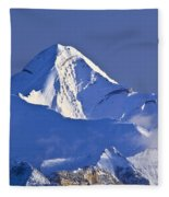 Mount Aylmer, Viewed From Sulphur Fleece Blanket