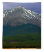 Mount Elbert Fleece Blanket