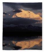 Mount Mckinley Fleece Blanket