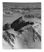Mount Mckinley - The Great One Fleece Blanket
