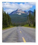 Mountain Highway Fleece Blanket