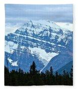Mountain Meets The Sky Fleece Blanket